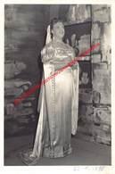 Huberte Vecray - Opera Il Trovatore - Gent 1956 - Photo 11x16,5cm Gehandtekend/signed - Photos