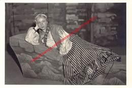 Renee Varly - Opera Il Trovatore - Gent 1956 - Photo 11x16,5cm Gehandtekend/signed - Photos