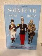 LIVRE SAINT CYR 1802 - 2002 - Books