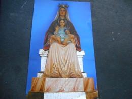"Image Pieuse ""Notre Dame De COROMOTO - Patronne Du VENEZUELA"" - Religión & Esoterismo"
