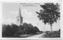 BURNONTIGE : L'église De Saint-Antoine - Ferrières