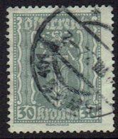 Osterreich 1922, MiNr 372, Gestempelt - Usados