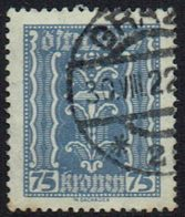 Osterreich 1922, MiNr 375, Gestempelt - Usados
