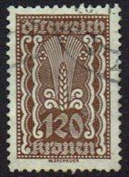 Osterreich 1922, MiNr 379, Gestempelt - Usados