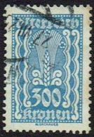 Osterreich 1922, MiNr 385, Gestempelt - Usados