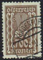 Osterreich 1922, MiNr 389, Gestempelt - Usados