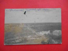 Rakitnoye Belgorod Region 1919 General View. Russian Photo Postcard - Rusland