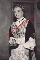 Mariane Balhant - Opera La Boheme - Gent 1956 - Photo 10x15cm Gehandtekend/signed - Foto's