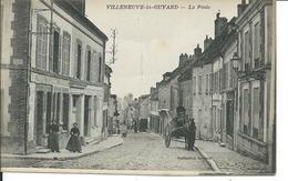 Villeneuve-la-Guyard-La Poste - Villeneuve-la-Guyard