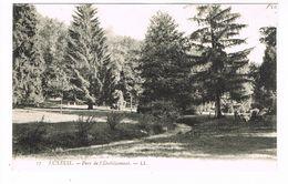 CPA (70) Luxeuil. Parc De L'établisement.  TTB. (M.529). - Luxeuil Les Bains