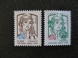 TB Paire N° 5234 Et 5235, Neufs XX. - Francia