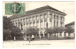 VIET NAM - SAIGON - Hô Chi Minh-Ville - Direction Des Douanes Et Règles - Sans éditeur - Vietnam