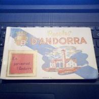 RECORTS D'ANDORRA EN PARCOURANT L'ANDORRE SERIE 8 APA ALBI COMPLET VOIR SCAN - Andorre