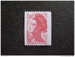 TB N° 2277 A. Neuf XX. - Francia