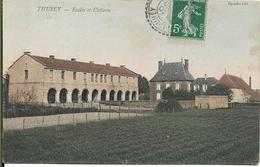 THUREY Ecoles Et Château - Sonstige Gemeinden