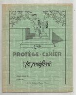 Protége Cahier , Erbé ,LE PREFERE , 4 Scans , Frais Fr 1.95 E - Book Covers