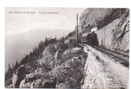 Yverdon Ste Croix Baulmes Rapilles Bahn Train   - - -   548 - VD Waadt