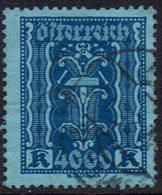 Osterreich 1922, MiNr 397, Gestempelt - Usados