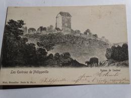 Les Environs De Philippeville . Ruines De Sautour. - Philippeville