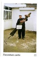 Richebourg 62 René Desmidt Quincailler Scieur De Long 1990 Aventure Carto Francis Leroux Tirage 100 Ex. état Superbe - Autres Communes