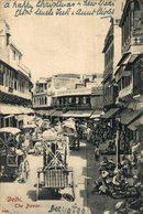 INDIA // INDE. DELHI. THE BAZAR - Inde