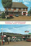 1299. Frontière Belgo - Allemande à Losheimergraben - Bullange - Büllingen