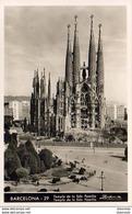 ESPAGNE  BARCELONE  Templo De La Sagrada Familia  ..... - Barcelona
