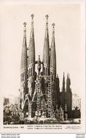 ESPAGNE  BARCELONE  Sagrada Familia: Fachada Navidad  ..... - Barcelona