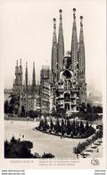 ESPAGNE  BARCELONE  Temple De La Sainte Famille  ..... - Barcelona