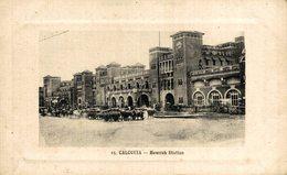 INDIA // INDE. Calcutta - Howrah Station - India