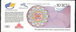 SPAIN NLP 10 ECU 1992  SEVILLA EXPO 92 UNC. - España