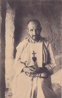 CPA SACRE COEUR - Prêtre Charles De Foucauld - Tué à Tamanrasset (Hoggar) Par Les Senoussis Le 1er Décembre 1916 - Cristianesimo