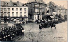 BELGIQUE - ATH --  Revue - Un Coin De La Place - Ath