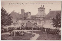 56 - B55633CPA - AURAY - Chartreuse - Aveugles Et Sourdes-parlantes En Promenade - Très Bon état - MORBIHAN - Auray