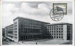 49369  Germany Reich, Maximum 26.2.1937 Berlin Ministerium, Architecture - Deutschland