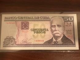 Caribbean 50 Pesos 2016 UNC (NEUF) ! - Cuba
