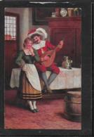 AK 0374  Wer Nicht Liebt Wein , Weib Und Gesang / ERKAL Künstler Serie Um 1917 - Peintures & Tableaux
