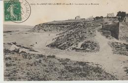 C. P. A.-  ST JACUT DE LA MER - LA POINTE DE LA BLANCHE - 2312 - - Saint-Jacut-de-la-Mer