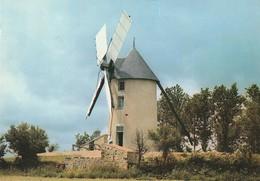 SAINT-MICHEL-MONT-MERCURE. - Moulin Des Justices - France