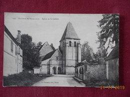 CPA - Saint-Lubin - Eglise - France
