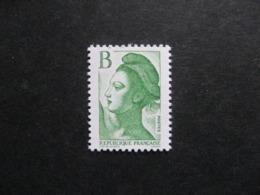 TB N° 2483b, Sans Bande De Phosphore , Neuf XX. - Errors & Oddities
