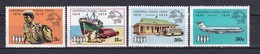 368k * FIJI 320/3  * 4 FEINE WERTE UPU * POSTFRISCH **!! - Fiji (1970-...)