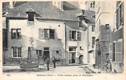 Arbois Coiffeur Fontaine Place De Bourgogne BF 363 - Arbois