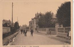 76 Saint Nicolas D'Aliermont. Rue Principale - France