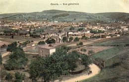 69 Cours, Vue Générale - Cours-la-Ville