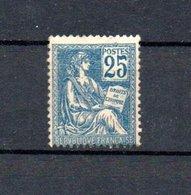 A193  France N° 114 **. A Saisir !!! - 1900-02 Mouchon