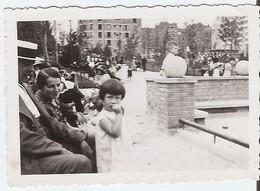 PARIS 20 E - Square Séverine  1934 - Lieux