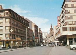 57) THIONVILLE : Rue De Paris Et Les Nouvelles Galeries (1973) - Thionville