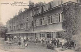 Besançon Hôpital Guerre 1914 Gaillard Prêtre - Besancon