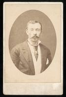 CABINET CARD - Portrait - Valparaiso CHILE South America - Alte (vor 1900)
